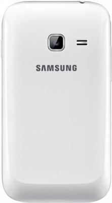 Смартфон Samsung Galaxy Ace Duos / S6802 (белый) - задняя панель