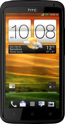 Смартфон HTC One X (Brown-Gray) - общий вид