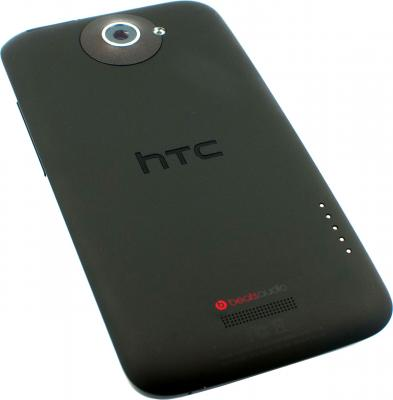 Смартфон HTC One X (Brown-Gray) - задняя панель