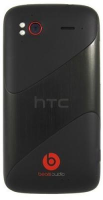Смартфон HTC Sensation XE - сзади