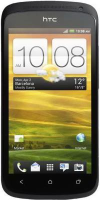 Смартфон HTC One S Black - общий вид
