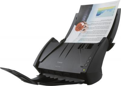 Протяжный сканер Canon DOCUMENT READER 2010M - общий вид