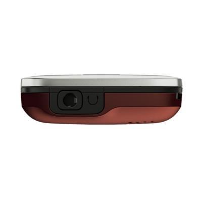 Мобильный телефон Nokia C1-01 Red - порты