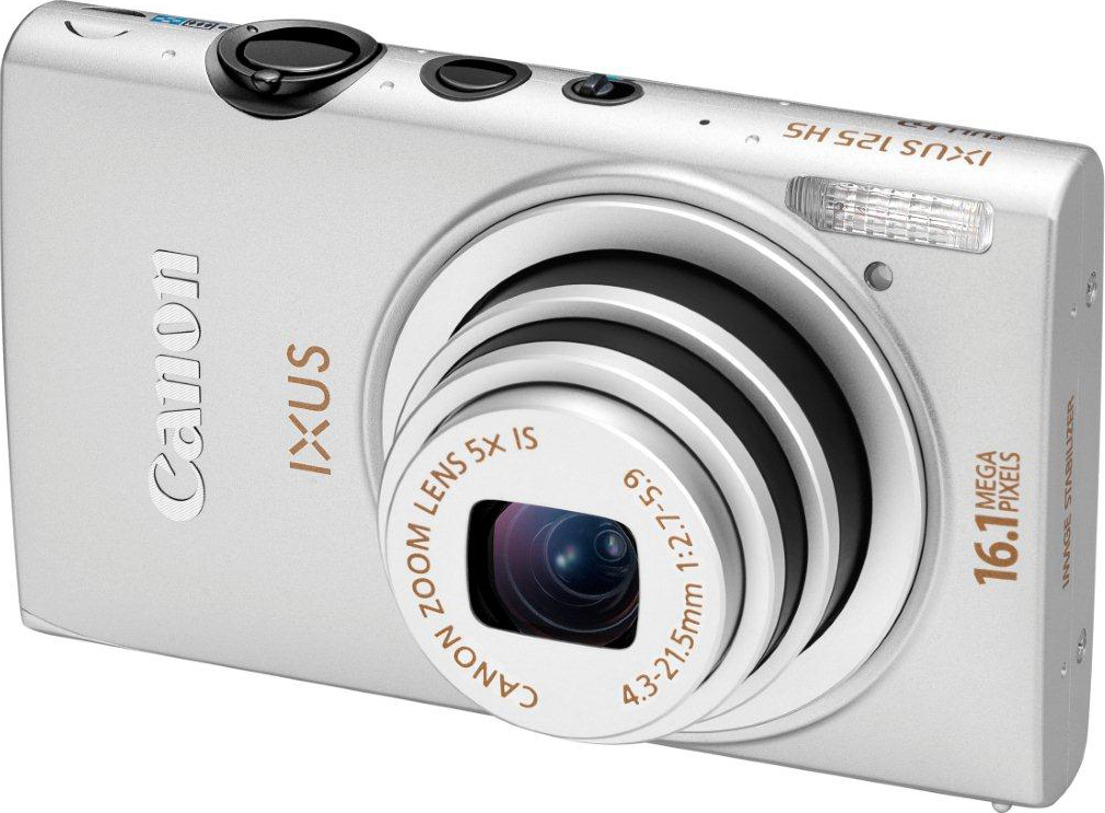 IXUS 125 HS Silver 21vek.by 1883000.000