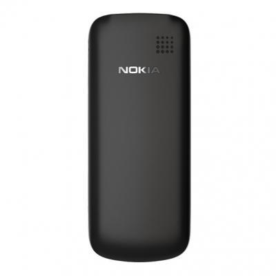Мобильный телефон Nokia C1-02 Black - сзади
