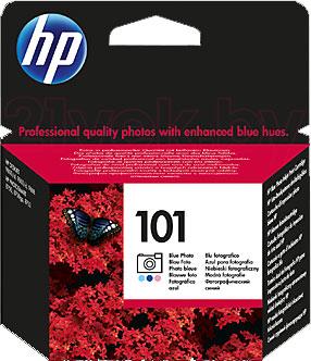 Картридж HP 101 (C9365AE) - общий вид