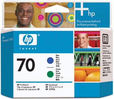 Печатающая головка HP 70 (C9408A) - общий вид