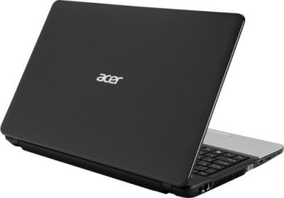 Ноутбук Acer Aspire E1-571-32374G50Mnks (NX.M09EU.002) - Вид сзади