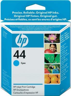 Картридж HP 44 (51644CE) - общий вид