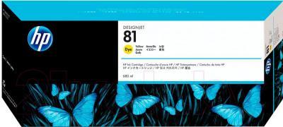Картридж HP 81 (C4933A)