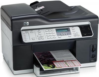 МФУ HP Officejet Pro L7590 (CB822A) - общий вид