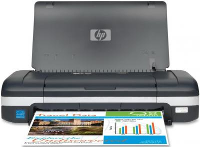 Принтер HP Officejet H470b Mobile (CB027A) - общий вид