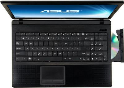 Ноутбук Asus X54C-SX035D (90N9TY118W17216053AY) - сверху