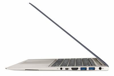 Ноутбук Asus Zenbook Prime UX31A (90NIOA312W1122VD13AC) - сбоку