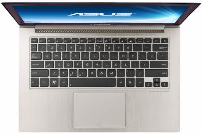 Ноутбук Asus Zenbook Prime UX31A (90NIOA312W1122VD13AC) - сверху