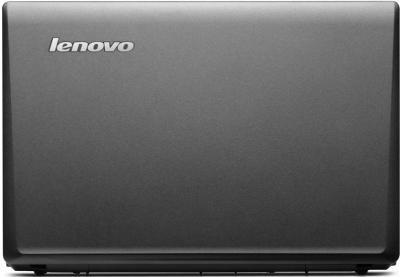 Ноутбук Lenovo IdeaPad G560 (59329392) - вид сзади