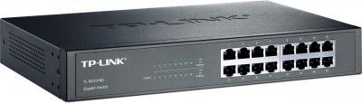Коммутатор TP-Link TL-SG1016D - общий вид