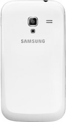 Смартфон Samsung i8160 Galaxy Ace 2 White (GT-I8160 ZWASER) - задня панель