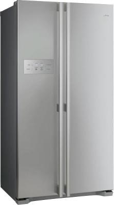 Холодильник с морозильником Smeg SS55PT - общий вид
