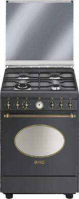 Кухонная плита Smeg CO68GMA8 - общий вид
