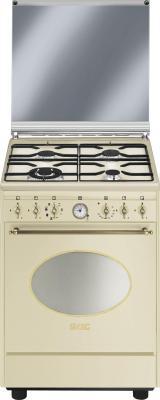 Кухонная плита Smeg CO68GMP9 - общий вид