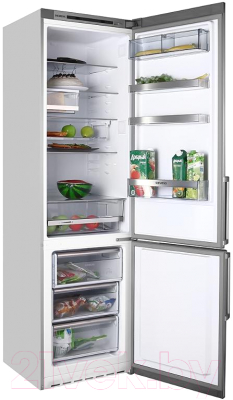 Холодильник с морозильником Siemens KG39EAL20R