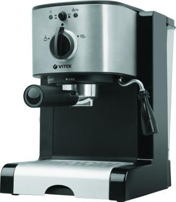 Кофеварка эспрессо Vitek VT-1513 - общий вид