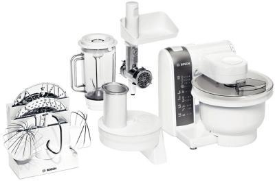 Кухонный комбайн Bosch MUM4855 - общий вид