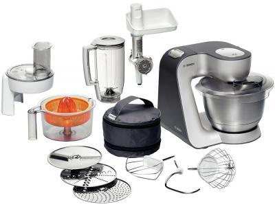 Кухонный комбайн Bosch MUM56340 Styline - общий вид