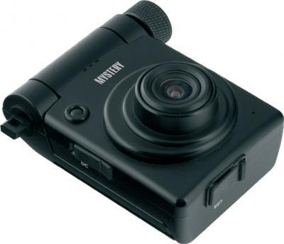Автомобильный видеорегистратор Mystery MDR-860HDM - в закрытом виде