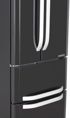 Холодильник с морозильником Hotpoint E4DAAB/C