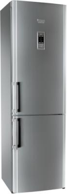 Холодильник с морозильником Hotpoint EBQH20223F - общий вид