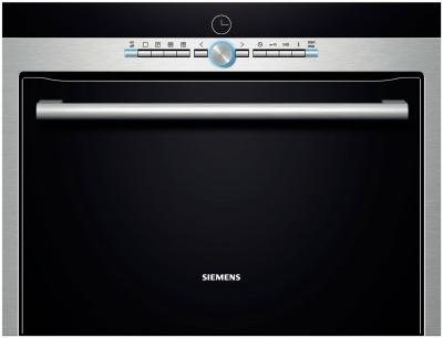 Пароварка Siemens HB 26D555 - вид спереди