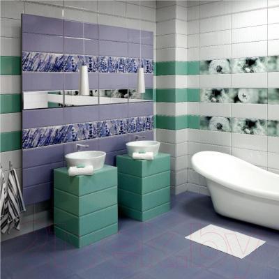 Декоративная плитка для ванной Керамин Панно Концепт 7о/2 (500x200)