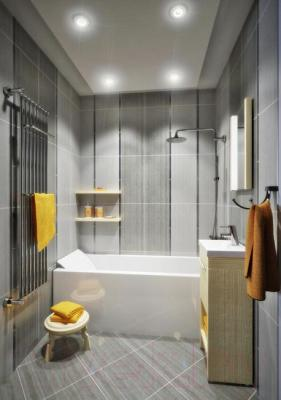 Декоративная плитка для ванной Керамин Манхэттен 3 (600x300)
