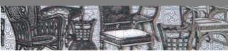Бордюр для ванной Керамин Модерн 1 (275x62)
