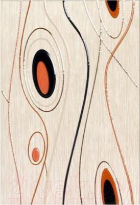 Декоративная плитка Керамин Панно Азалия Сакура 1 (400x275)
