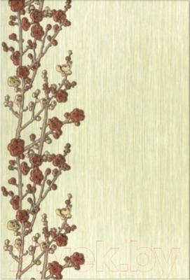 Декоративная плитка для ванной Керамин Панно Сакура 3н (400x275)
