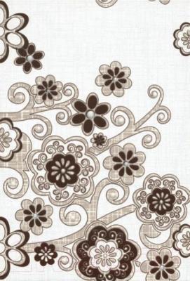 Декоративная плитка для ванной Керамин Панно Тисса 4 (300x200)