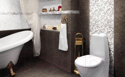 Бордюр для ванной Керамин Флориан 3с (400x84)