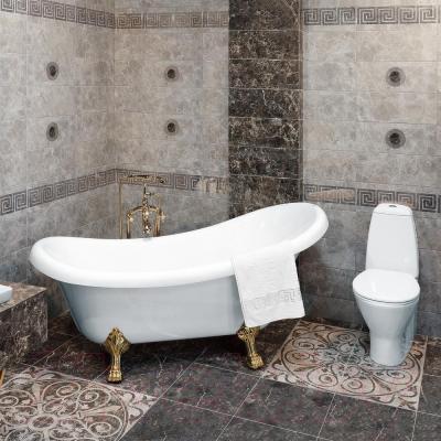 Плитка для пола ванной Керамин Эллада 7п/1 (400x400)