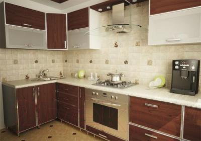 Декоративная плитка Керамин Парма 3 Ветка (300x200)