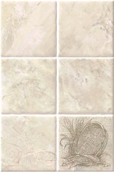 Декоративная плитка Керамин Парма 3 Сито (300x200)