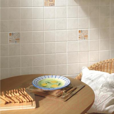 Мозаика для кухни Керамин Парма 3 Тарелка (300x200)