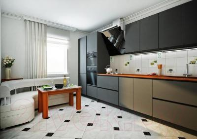 Декоративная плитка для кухни Керамин Сан-Ремо 1 (200x200)