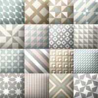 Декоративная плитка для кухни Керамин Панно Фристайл 3 (200x200) -