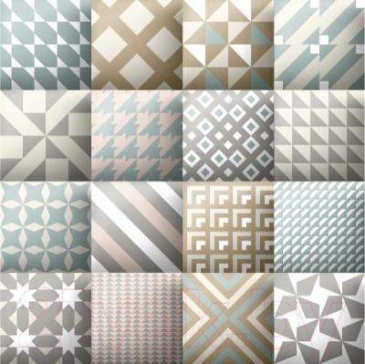 Декоративная плитка для кухни Керамин Панно Фристайл 3 (200x200)