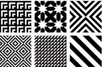 Декоративная плитка Керамин Фристайл 5м (200x200)