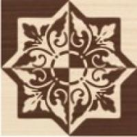 Декоративная  плитка для пола Керамин Арена (98x98) -