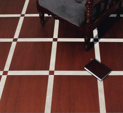 Декоративная  плитка для пола Керамин Дерево 7 (450x47)